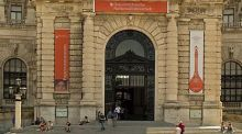 Eingangsbereich des Nationalmuseums. Foto: Wikimedia