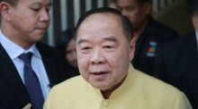 Prawit Wongsuwan. Foto: The Nation