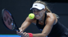 Deutschlands Tennisstar Angelique Kerber. Foto: epa/Wu Hong