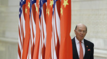 US-Handelsminister Wilbur Ross. Foto: epa/Thomas Peter / Pool
