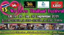 We love Thailand Festival 2018