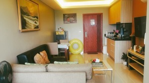 Jomtien;1-Bedroom Condo 47m2 for Sale