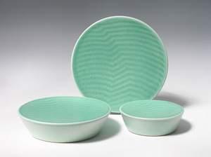 Celadon Arbeiten Sind Nicht Nur Kunsthandwerk. Die Waren Sind Für Den  Gebrauch Bestimmt.