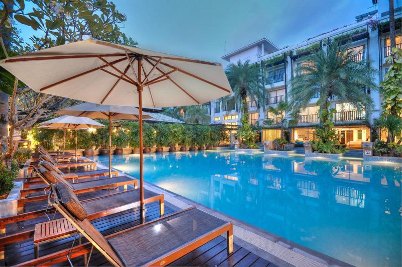 burasari resort oase der entspannung und des wohlseins thailand ph. Black Bedroom Furniture Sets. Home Design Ideas