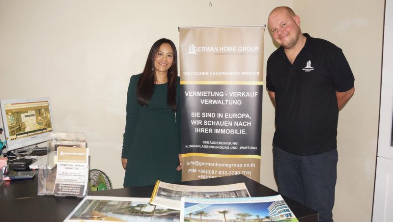 Rundumservice für das Eigenheim, Thailand, Pattaya